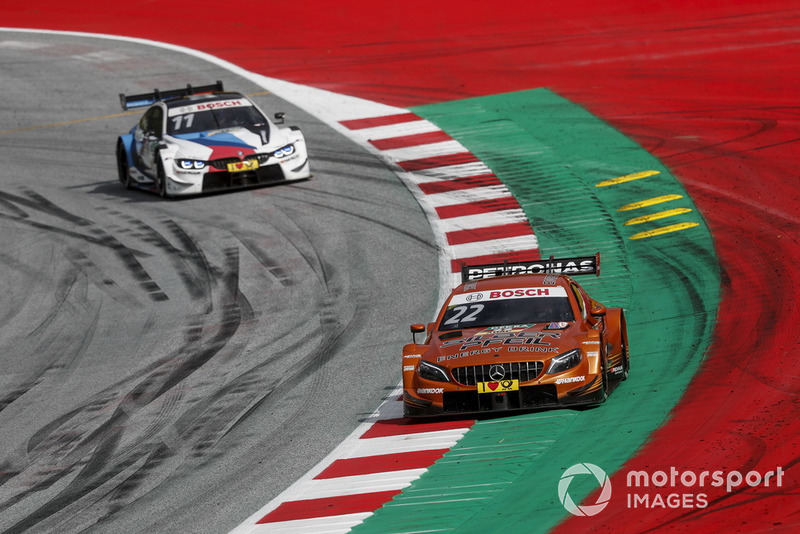 18. DTM: Lucas Auer to BMW