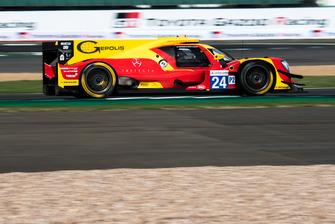 #24 Racing Engineering Oreca 07 - Gibson: Norman Nato, Matthieu Vaxivière, Paul Petit