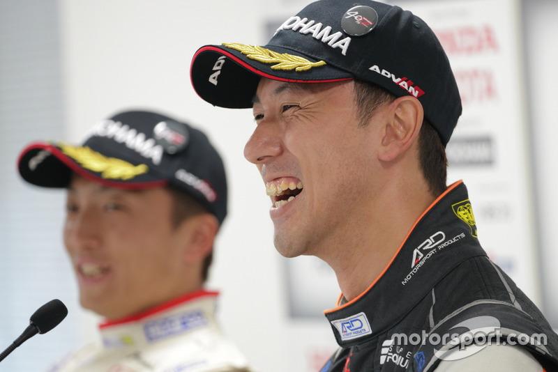 Hiroaki Ishiura(JMS P.MU / CERUMO・INGING)