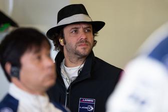 #50 Larbre Competition Ligier JSP217: Romano Ricci