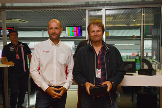 Michael Schmidt, Journalist at F1 Hall of Fame