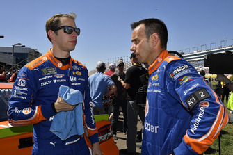 Brad Keselowski, Team Penske, Ford Fusion Autotrader and Paul Wolfe