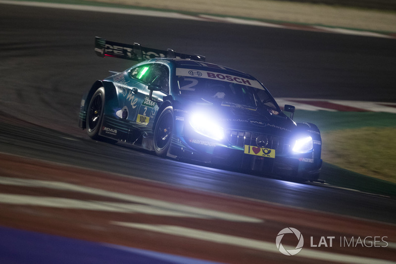 4. Gary Paffett, Mercedes-AMG Team HWA, Mercedes-AMG C63 DTM