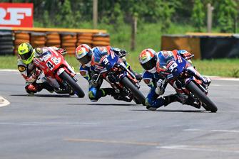KY Ahamed, TVS Racing
