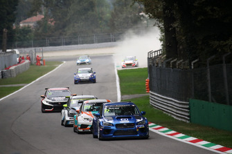 Roberto Russo, Top Run Motorsport Subaru WRX STI TCR