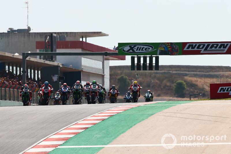 World Superbike Portugal 2018