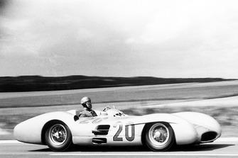 Карл Клинг, Mercedes-Benz W196s