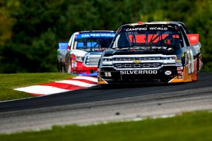 Max Tullman, Young's Motorsports, Chevrolet Silverado