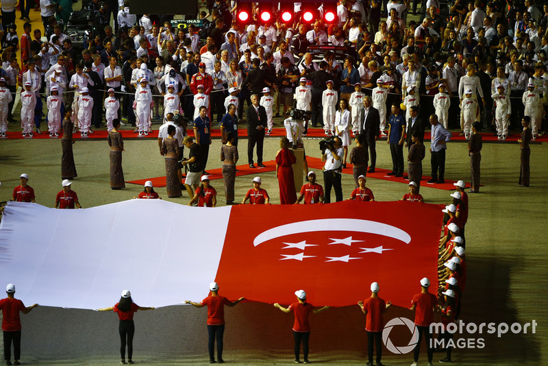 De 1966 a 1973, Singapura recebia provas que não eram válidas pelo campeonato mundial de F1, mas na Formula Libre. As provas aconteciam no circuito de rua de Thomson Road.