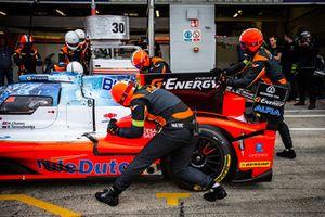 #30 AVF by Adrian Valles Dallara P217 - Gibson: Konstantin Tereschenko, Henrique Chaves