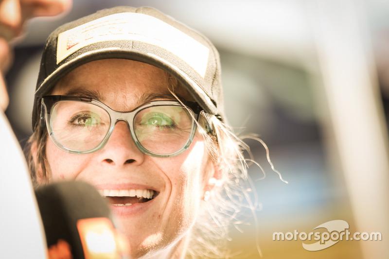 Anna Andreussi, Peugeot Sport Italia