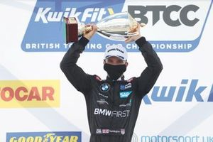 Race winner Colin Turkington, Team BMW BMW 330i M Sport
