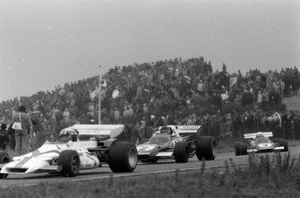 Jo Siffert, BRM P160, Jacky Ickx, Ferrari 312B2, Clay Regazzoni, Ferrari 312B2