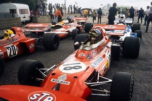 Ronnie Peterson, March 711 Ford, Nanni Galli, March 711 Ford