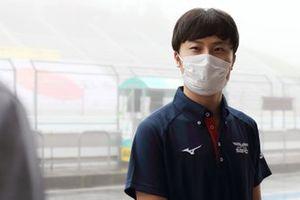 Kenta Yamashita(#39 DENSO KOBELCO SARD GR Supra)