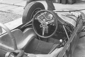 1962 Porsche 804 steering wheel