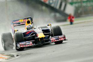 David Coulthard, Red Bull RB1 Autódromo Ricardo Mejía