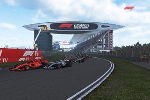 Шарль Леклер, Ferrari leads