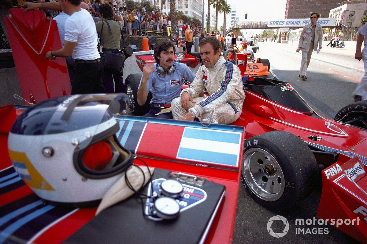 Carlos Reutemann, Brabham y el diseñador de Brabham Gordon Murray