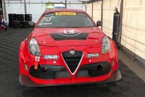 Martin Jensen, Insight Racing, Alfa Romeo Giulietta TCR