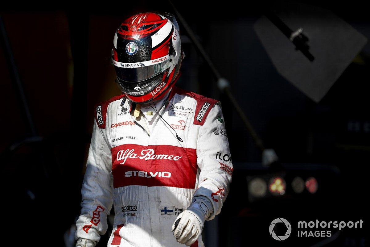 Kimi Raikkonen, Alfa Romeo: 6 puan