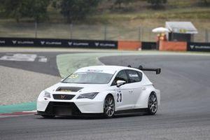 Fabio Antonello, BD Racing, Cupra TCR