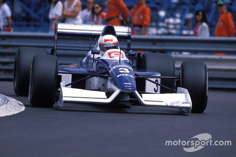 #3: Satoru Nakajima (Tyrrell)