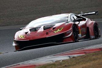 #87 JLOC Lamborghini: Tom Dillmann, Yua Motojima and Tsubasa Takahashi