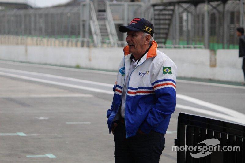 Wilson Fittipaldi (de 1972 a 1975)