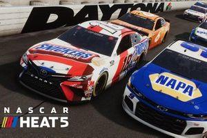 Screenshot de NASCAR Heat 5