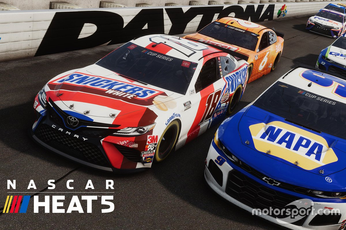 NASCAR Heat 5 screenshots
