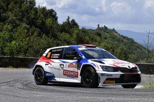 Burak Çukurova, Vedat Bostancı, Gass RacingTeam-HK Racing, Skoda Fabia R5