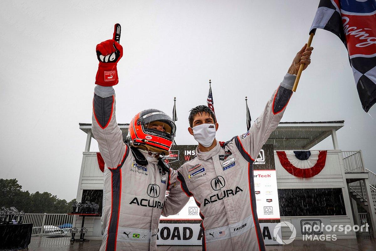 DPi Race Winners #7 Acura Team Penske Acura DPi: Ricky Taylor, Helio Castroneves