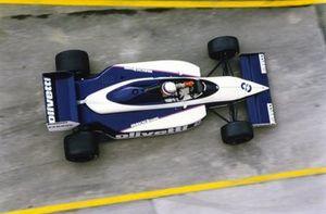 François Hesnault, Brabham BT54 BMW