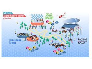 「Virtual Motorsports Land」