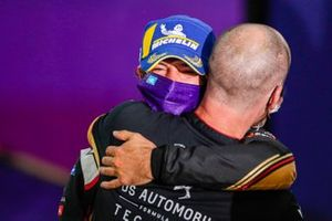 Antonio Félix da Costa, DS Techeetah, DS E-Tense FE20, gana el Campeonato de Fórmula E