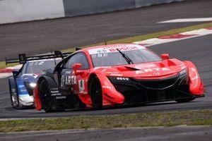 #8 ARTA Honda NSX-GT: Tomoki Nojiri, Nirei Fukuzumi