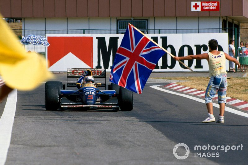 Nigel Mansell, 31 zafer