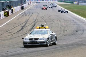 El safety car de 2001