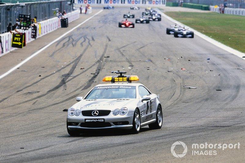 Mercedes SL 55 AMG (2001/02)