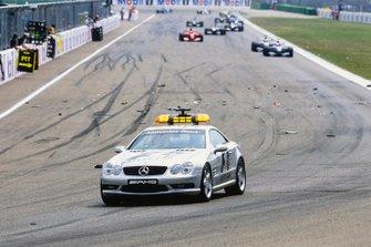 El safety car de 2001