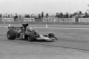 Brian Henton, Lotus 72E