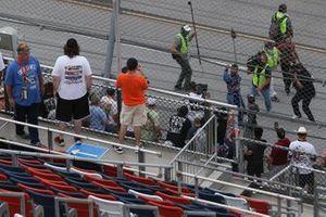 Darrell Wallace Jr., Richard Petty Motorsports, mit Fans