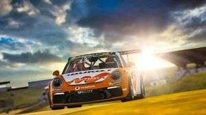 Макс Бенеке в виртуальном Суперкубке Porsche