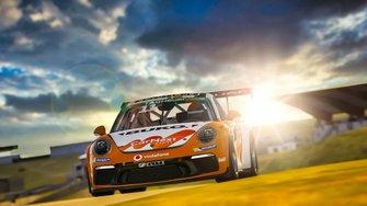 Max Benecke, Porsche Esports Supercup