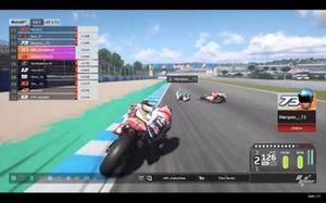 GP España virtual MotoGP
