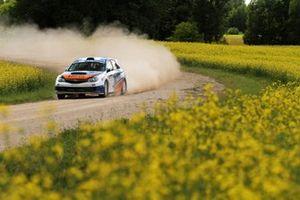 Dominykas Butvilas, Przemysław Mazur, Subaru Impreza WRX STI