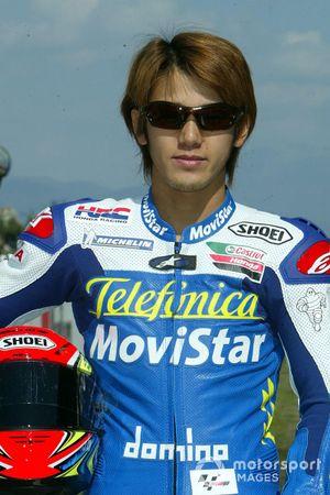 Daijiro Kato, Gresini Honda