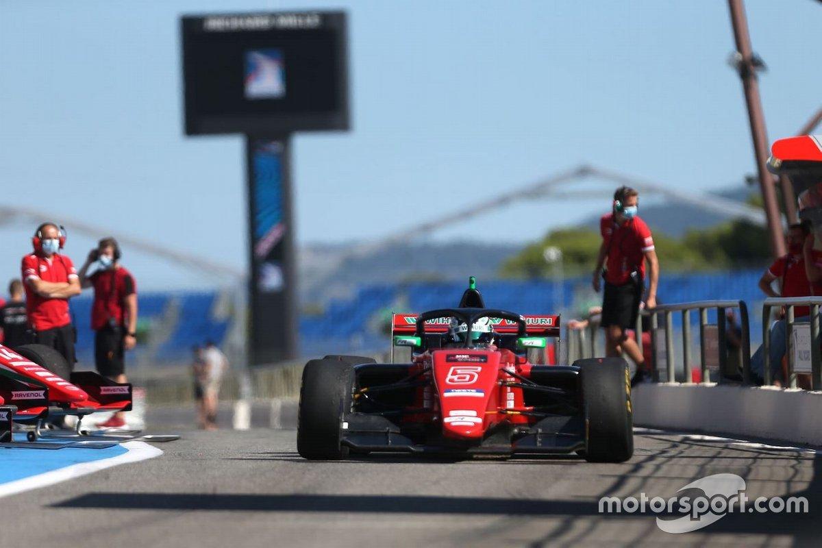 Pasma Patrick, Kic Motorsport