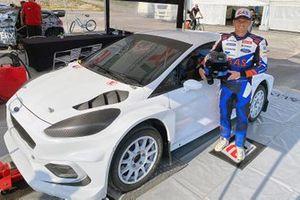 Hermann Neubauer, Ford Fiesta ElektrX